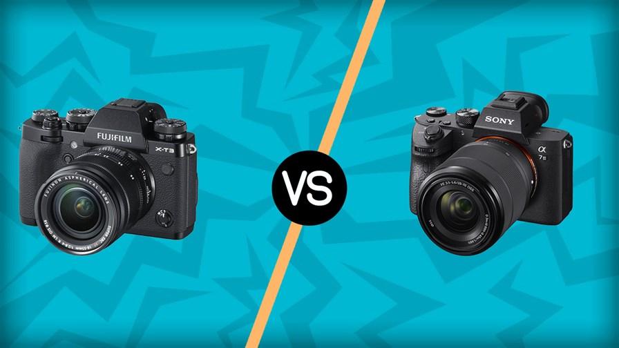 Fuji X-T3 vs Sony A7 III