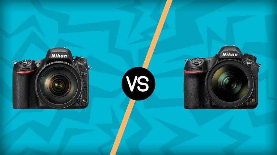 Nikon D750 vs Nikon D850