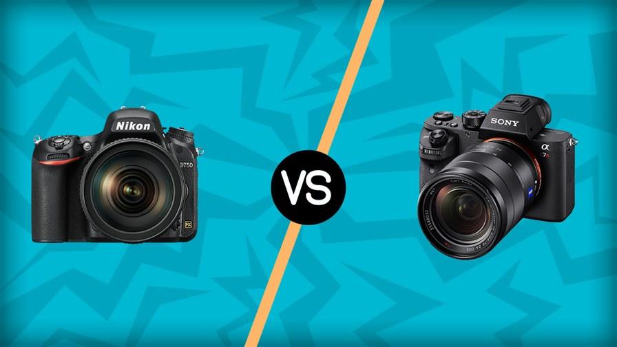 Nikon D750 vs Sony A7R II