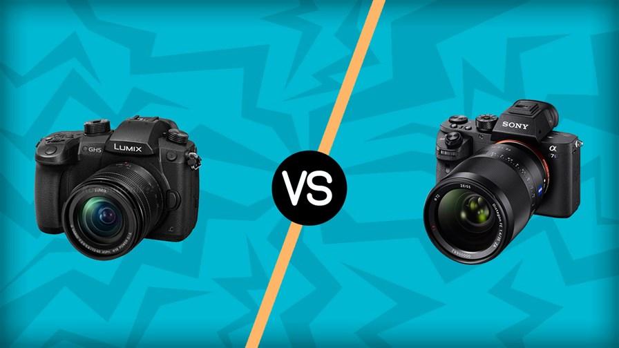 Panasonic GH5 vs Sony A7S II