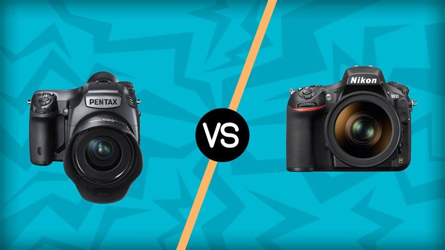 Pentax 645Z vs Nikon D810