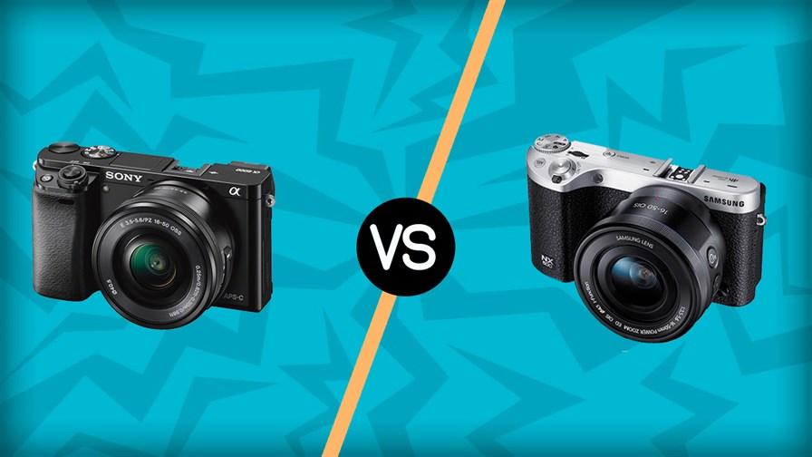 Sony A6000 vs Samsung NX500