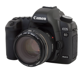 Canon 5D Mark II png