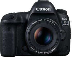 Canon 5d Mark IV png