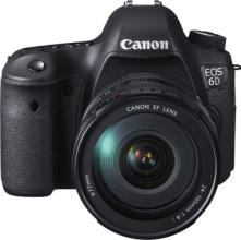 Canon 6D png