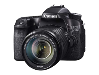 Canon 70D png