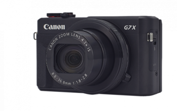 Canon G7X Mark II png