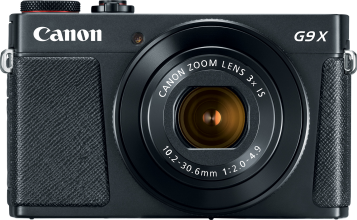 Canon G9X Mark II png