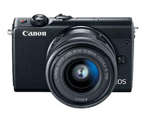 Canon M100 png