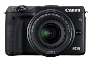 Canon M3 png