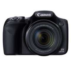 Canon Powershot SX530 png