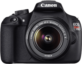 Canon T5 png