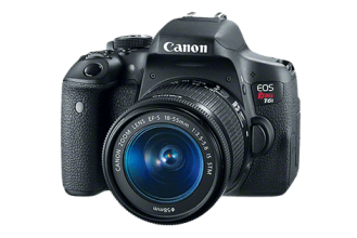 Canon T6I png
