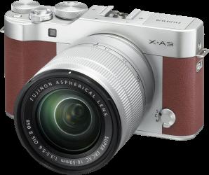 Fujifilm X-A3 png