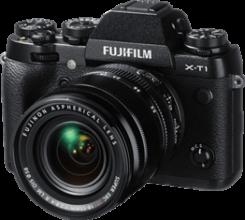 Fujifilm X-T1 png