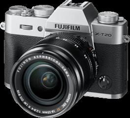 Fujiflm X-T20 png