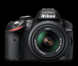 Nikon D3200 png
