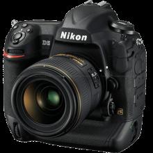 Nikon D5 png