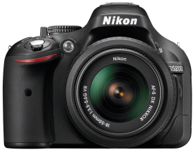 Nikon D5200 png