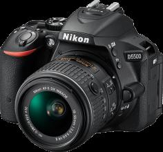 Nikon D5500 png