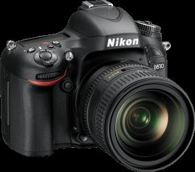Nikon D610 png