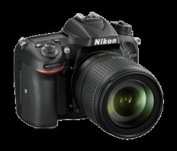 Nikon D7200 png