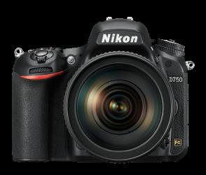 Nikon D750 png