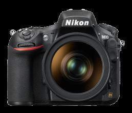 Nikon D810 png
