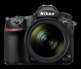 Nikon D850 png