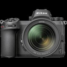 Nikon Z7 png