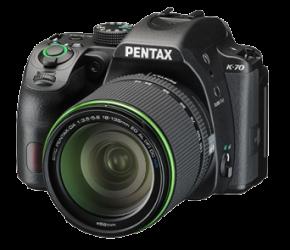 Pentax K-70 png