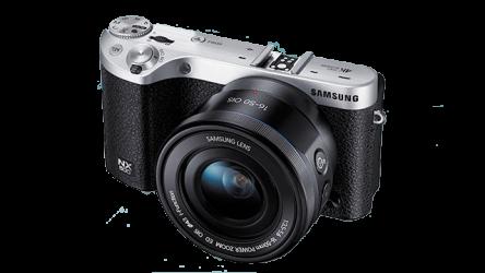 Samsung NX500 png