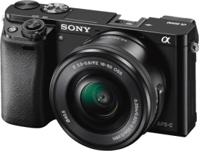 Sony A6000 png