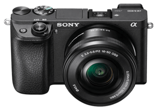 Sony A6300 png