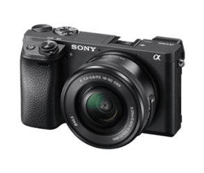 Sony A63000 png