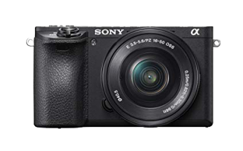 Sony A6500 png