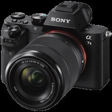 Sony A7 II png