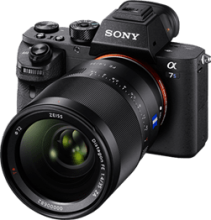 Sony A7S II png