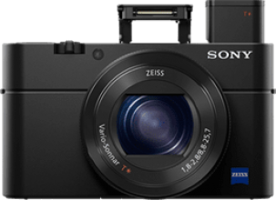 Sony RX100 IV png
