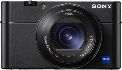 Sony RX100 V png