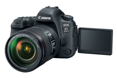 canon 6d Mark II png