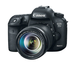 canon 7D Mark II png