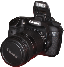 canon 7d png