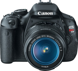 canon t3i png