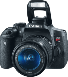 canon t6 png