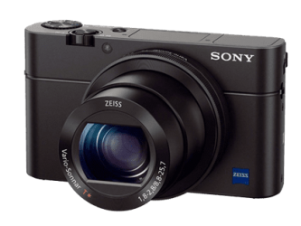 sony rx100 III png