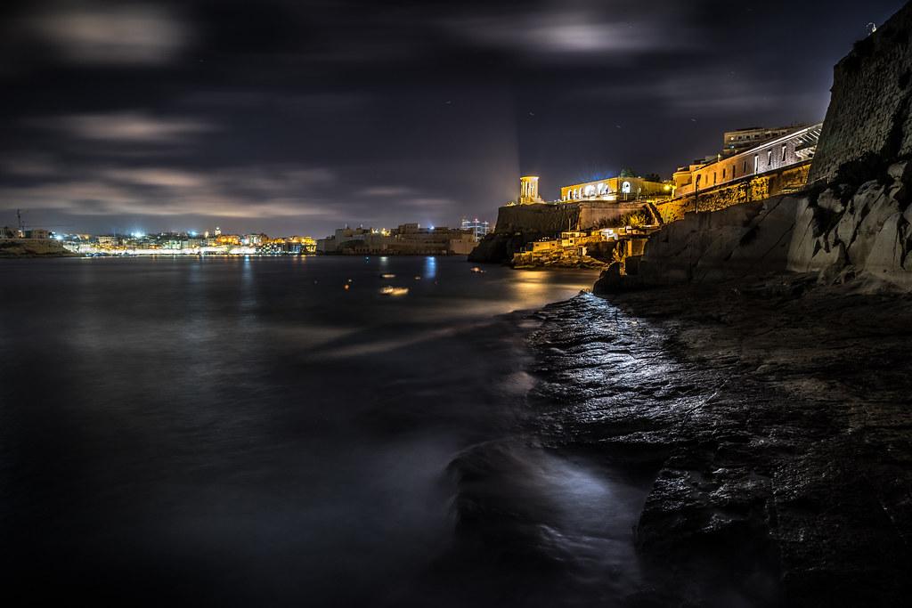 night photography sample
